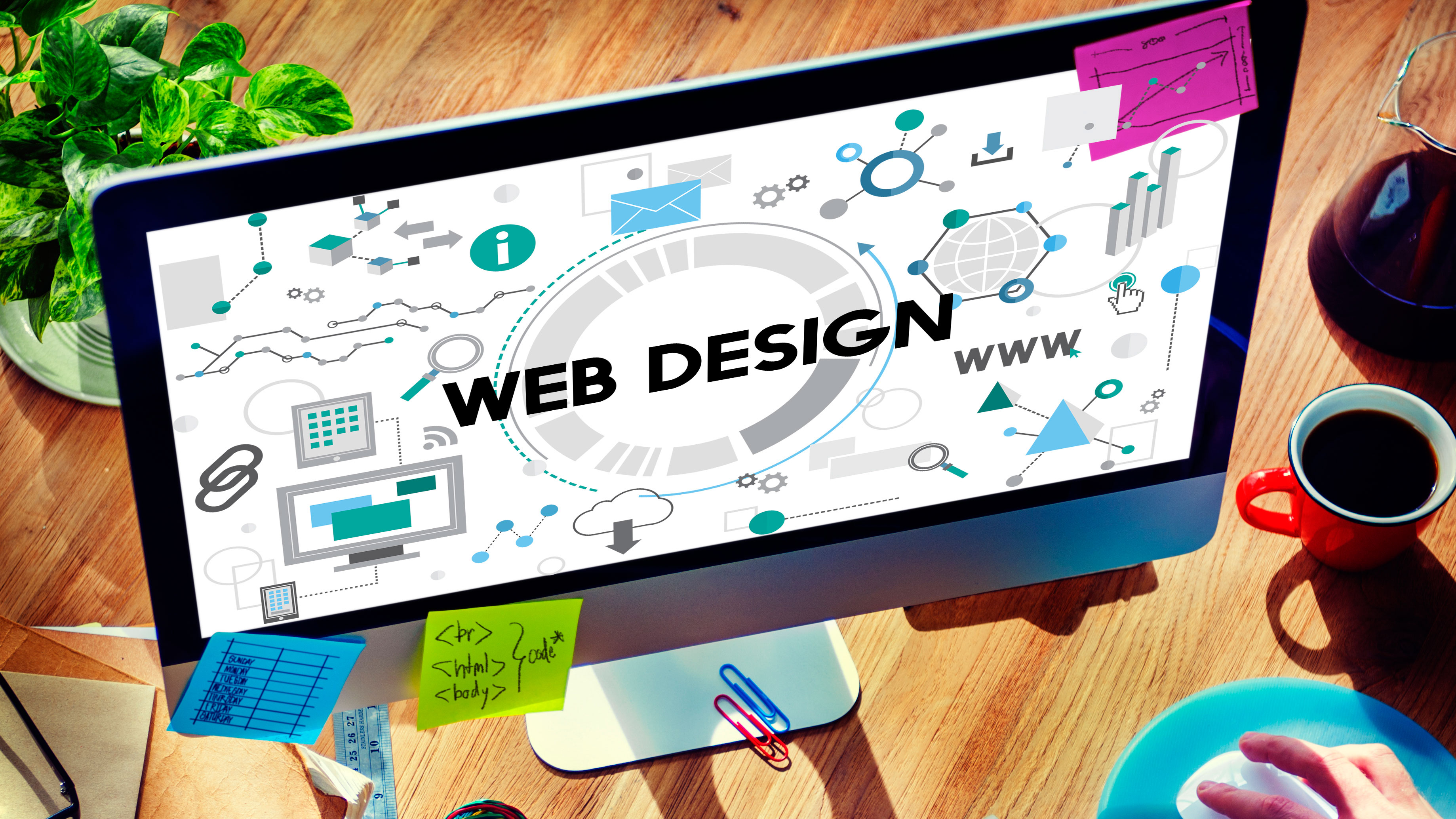 Here are 5 Basic Elements of Website Design You Need to Know